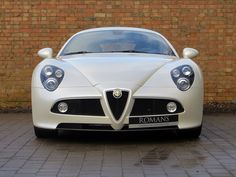 Alfa Romeo 8C Competizione #alfa #alfaromeo #italiandesign