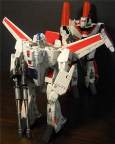 Custom Transformers G1 Lock Down | Jetfire Masterpiece Transformers G1 Custom by Darkcave Customs