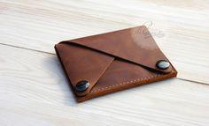 Geldbörsen - Damen Geldbeutel Leder Geldbörse Brieftasche - ein Designerstück von DiGeordie bei DaWanda