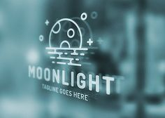 30+ Best Creative Moon Logo Design Template Free And Premium