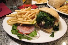 6) Build-Your-Own Burger, Burger Bar, Las Vegas -- The 101 Best Burgers in America