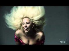 Lady Gaga Vogue September Issue 2012