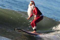 Californian santa  http://blog.doctissimo.fr/food-trotter/