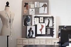 Pequeño apartamento muy luminoso con paredes resaltadas en gris   Decorar tu casa es facilisimo.com