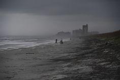 El huracán Matthew avanza hacia Florida. Fotografía: AFP / 2016