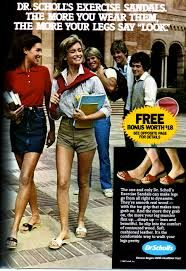 Fads We Miss Dr Scholls Sandals The Were The Skechers Before Skechers Were Even Known And Most Fashionable And Fitness Conscious Women Owned A Pair