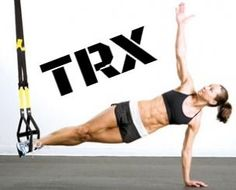 I've got a love/hate kind of relationship with TRX. So tough!