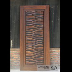 Our Teak wooden doors are designed and manufactured by a team of designers from CareLine Studio with over 20 years experience in multiple countries including Europe ,U.A and Southeast Asia. Front Door Design Wood, Double Door Design, Wooden Door Design, Wooden Doors, Country Interior, Interior Barn Doors, Painted Brick Ranch, Patio Furniture Makeover, Furniture Ideas