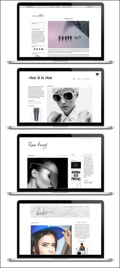 New: Winter Themes  #nooralqahtani #blogdesigns #blogmepretty