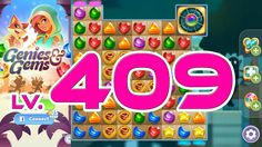 Genies & Gems - Level 409 (1080p/60fps)