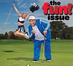 Golf got you down? Here are 18 ways to make it fun again. (via Digest Magazine) Golf With Friends, Golf Course Reviews, Phil Mickelson, Jack Nicklaus, Golf Instruction, Golf Lessons, Golf Humor, Virtual Tour, Golf Tips