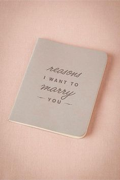 This is a small journal for you to record all the wonderful reasons you are loving your man