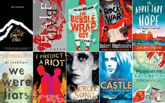 The must-read young adult fiction (YA) and best teen books released in 2014 so far.