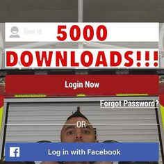 WE HIT 5000 DOWNLOADS! TRAIN HARD DO WORK   This is pretty dadgum special to us! We launched the 555 Fitness App on January 4th and in less than a month over 5000 of you downloaded it for free!  Free to you guys..... Our biggest supporters. Our biggest motivators.  Ironically the crew just got back to Rochester NY and New Brunswick NJ from Colorado working with the development team on VERSION 3.  Hard to believe we have an app apparel a fitness equipment grant free workouts and even our own…