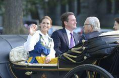 MYROYALS  FASHİON Swedish Royal Family attend National Day -