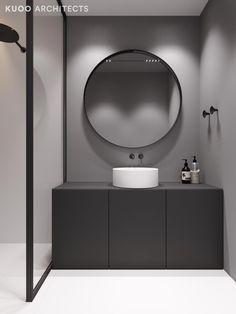 Bathroom Tub: The Complete Guide to Choosing Your Bathroom - Home Fashion Trend Contemporary Bathrooms, Modern Bathroom, Small Bathroom, Master Bathroom, Bathroom Layout, Bathroom Interior Design, Home Interior, Ideas Baños, Bathtub Shower