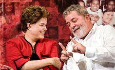 Estratégia do PT: Dilma viaja a São Paulo para discutir crise política com Lula