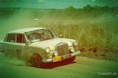 1968 – Mercedes 230 Fintail