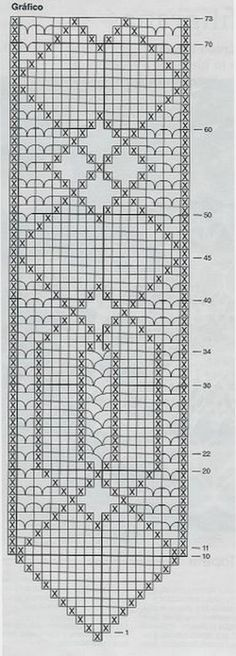 Crochet: napkins.