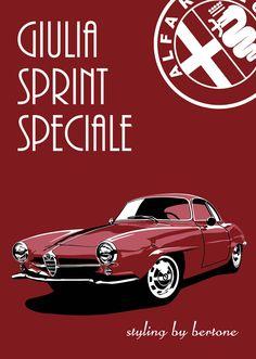 alfa Romeo Giulia SS …