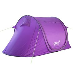 Gelert Quickpitch Tent #festival #leedsfest #download #tinthepark #glastonbury