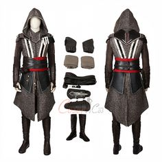 Item Number:gmasc001, Callum Lynch Costume Assassin's Creed Cosplay Deluxe Version Full Set On Sale! CoserCos.com offers best quality Dulex cosplay costumes. Hawkeye Costume, Captain Costume, Assassins Creed Cosplay, Game Costumes, Cosplay Costumes, Mary Poppins Costume, Jedi Cosplay, Anna Costume, Don T Wait