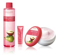 Oriflame Pure Nature Organic Pear & Nectarine Facial Care Set. Imported! Not Available in USA Oriflame   1 new from $60.00   http://www.amazon.com/dp/B00FW1SY96/ref=cm_sw_r_pi_dp_Y9noub1PBNN0G