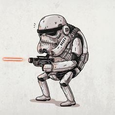 "Stormtrooper ""Star Wars"""