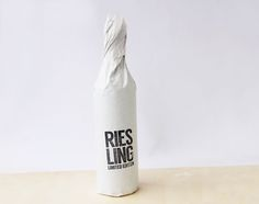Riesling Limited Edition Wine on Packaging of the World - Creative Package Design Gallery