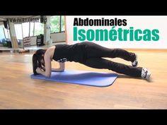 Abdominales isometricas para abdomen y cintura