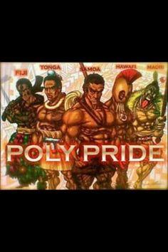Poly pride Polynesian People, Polynesian Dance, Polynesian Men, Polynesian Designs, Polynesian Culture, Polynesian Islands, Samoan Dance, Hawaiian Art, Hawaiian Legends
