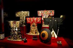 Kabuki Costumes | ... up! trouvaillesdujour: The Art of KABUKI; Japanese Theatre Costumes