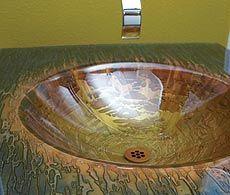 Sink from International Bath & Tile