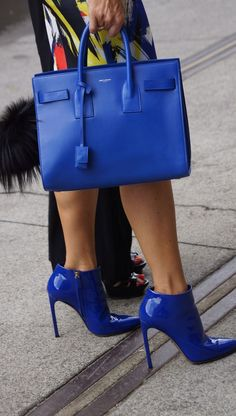 46 Heel Shoes Every Girl Should Try laurent laurent sac de jour Source by barbachen shoes heels Hot Shoes, Shoes Heels, Blue Shoes, Royal Blue Boots, Ysl Heels, Funky Shoes, Gucci Shoes, Stilettos, Bootie Boots