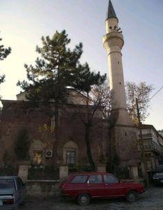 Kurşunlu mosque-Constructive: Mustafa bin Hamza-Built year: 1540-Eski Gediz-Kütahya