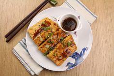 Cơm tối có đậu phụ sốt tương đảm bảo cơm hết trong nháy mắt - http://congthucmonngon.com/198489/com-toi-co-dau-phu-sot-tuong-dam-bao-com-het-trong-nhay-mat.html