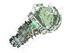 The Governors Island Development Strategy are plans for educational, non-profit and commercial facilities, and public open space Open Space Architecture, Landscape Architecture, Los Angeles Palm Trees, City Photo, Map, Island, How To Plan, Brooklyn Bridge, Proposal