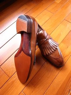 Bespoke Gaziano & Girling.  Would love a pair of custom made shoes like these.