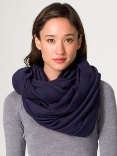 American Apparel Circle Scarf. One of the best buys I ever made.