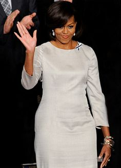 Mrs. Obama... What a lady!