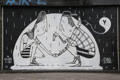 by Alex Senna #streetart Dortmund - GE