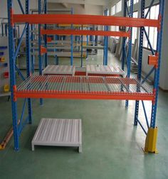 Customized Material Handling Equipment Industrial Warehouse Storage Rack System Adjustable Large Capacity Pallet Rack System Usage : Tool Rack, Beverage, Clothing, Tools, Supermarket, Food, Industrial, Warehouse Rack. Material : Steel. Structure : Rack. Type : Selective Pallet Racking. Mobility : Adjustable. Height : 5-15m. Weight : More Than 1,000kg. Closed : Open. Development : Conventional. Serviceability : Common Use. Color : Blue and Orange. Surface Treatment : Powder Coated… Pallet Size, 20ft Container, Pallet Storage, Tool Rack, Racking System, Steel Structure, Da Nang, Pallet Racking, Warehouse