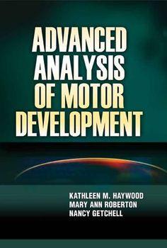 advanced analysis of motor development