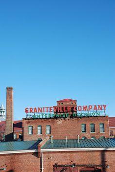 Enterprise Mill/Graniteville Company Augusta, Georgia