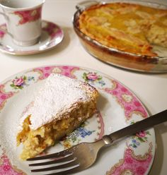 Italian Pasteria (Ricotta Pie with Cooked Wheat) traditionally eaten at Easter