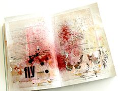 Art journal episode 2 _Stéphanie Papin