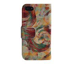 Artist Designed iPhone 5 flip case / cover & by CreateandCase