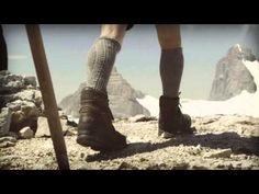 1. Klettersteig der Alpen - Ramsau am Dachstein, die Wiege der Klettersteige - YouTube
