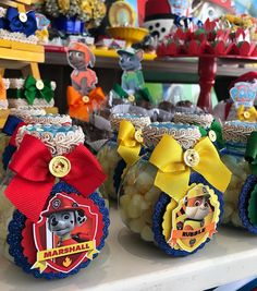 Mega baleiro #feitopelarafa #festapatrulhacanina #patrulhacanina #pawpatrolparty #pawpatrol Paw Patrol Pinata, Paw Patrol Party, 4th Birthday, Birthday Party Themes, Paw Patrol Birthday Decorations, Festa Pj Masks, Cumple Paw Patrol, Paw Patrol Pups, Birthday Background