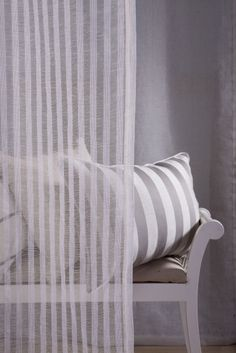 Artisan Linens, furnishing fabric collection from Svenmill Ltd Textiles, Linens, Artisan, Fabrics, Curtains, Collection, Home Decor, Tejidos, Bedding